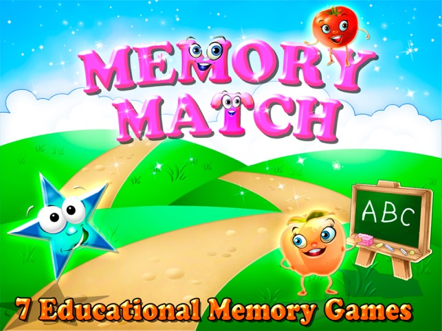 memory match learn on the app store