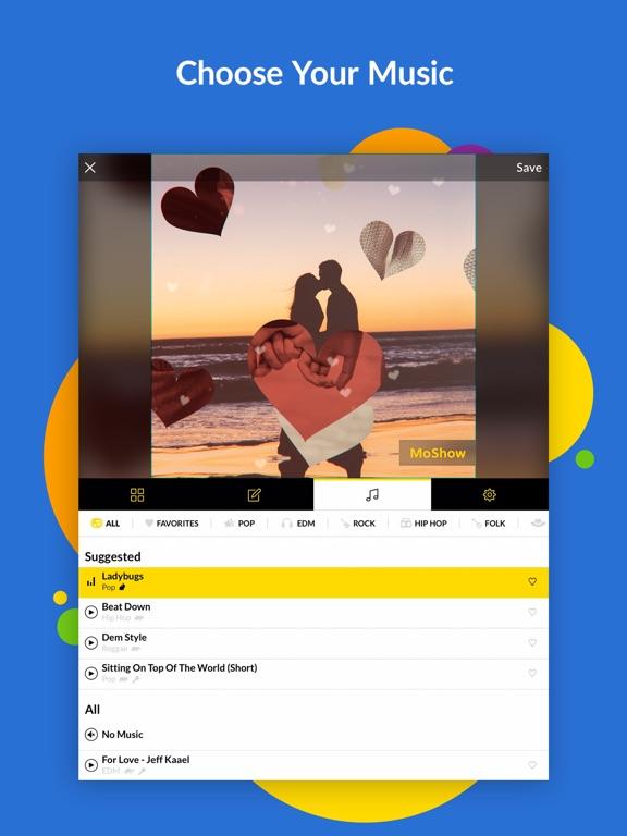 MoShow Slideshow Photo & Video - AppRecs