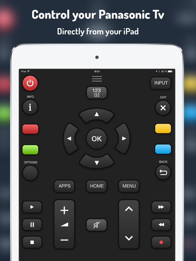 Panamote : Remote Panasonic TV on the App Store