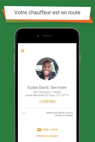Скриншот из TAXI IVOIRE