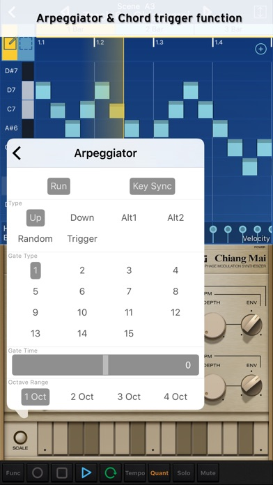 Screenshot #8 for KORG Gadget