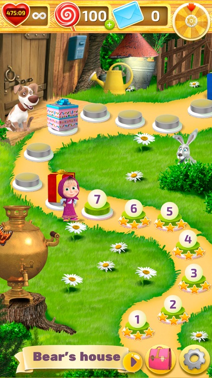 Masha and the Bear Toy Jam Day screenshot-7