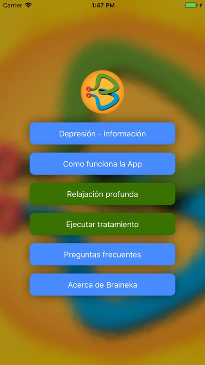 Braineka Depresión