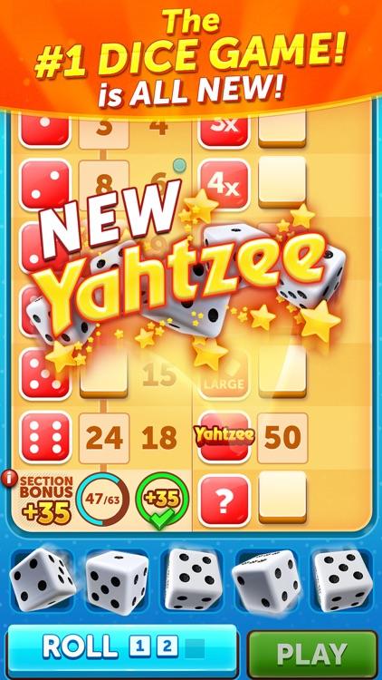 New YAHTZEE® With Buddies Game screenshot-0