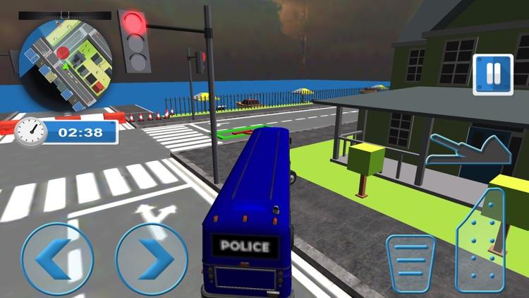 Police Bus screenshot-3
