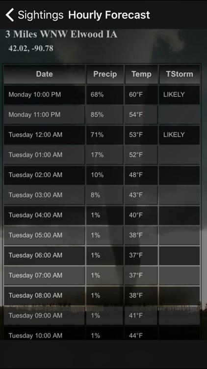 TornadoSpy screenshot-3