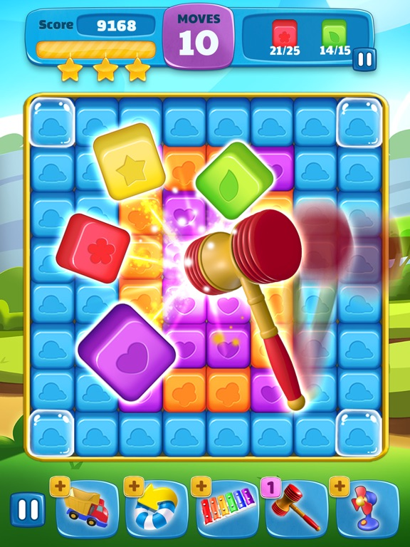 Cube Rush Adventure screenshot 8