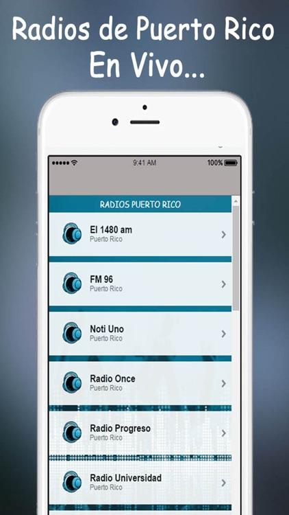 `Radios de Puerto Rico.