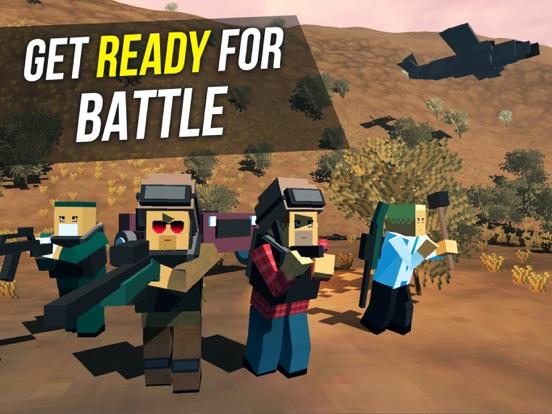 Pixel Battle Royale Ground Gun   App Price Drops