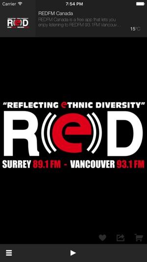red fm calgary live