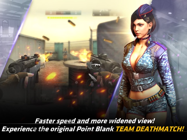 Point Blank: Strike on the App Store