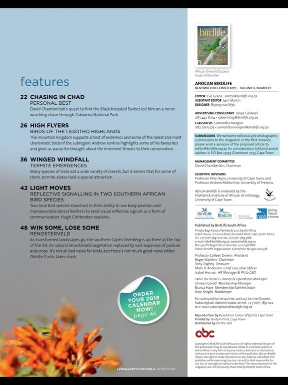 African Birdlife (Magazine) screenshot 8