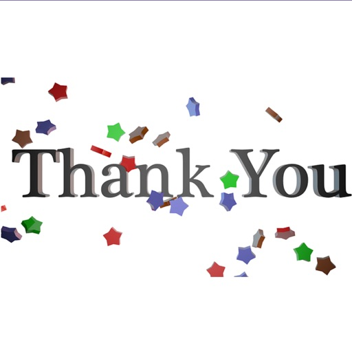 My Thank You Sticker Pack