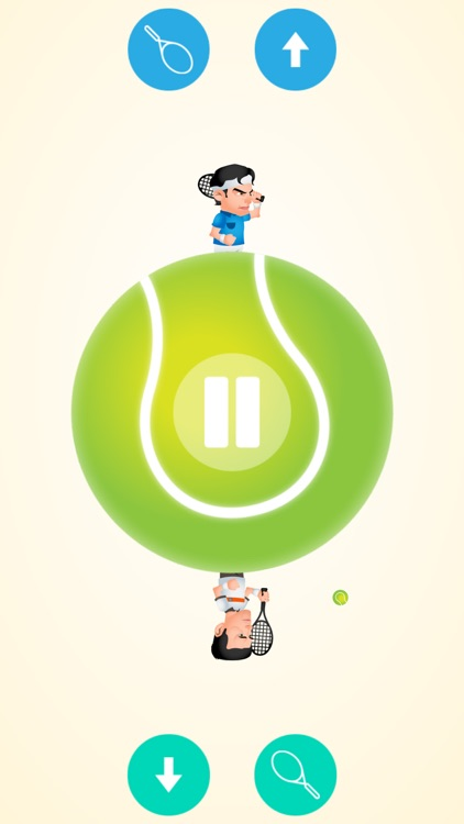 Circular Tennis: Multiplayer screenshot-0