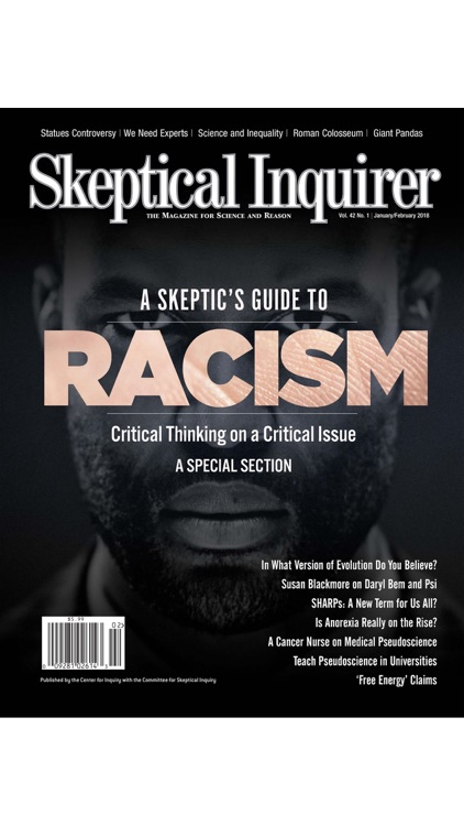 Skeptical Inquirer Magazine screenshot-4