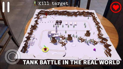 AR Tanks Multiplayer screenshot 2