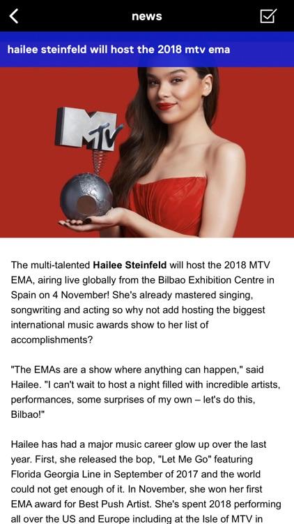 MTV EMA screenshot-7