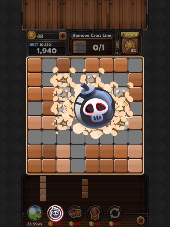 Block Puzzle King! screenshot 10