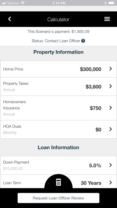 FC Mortgage screenshot three