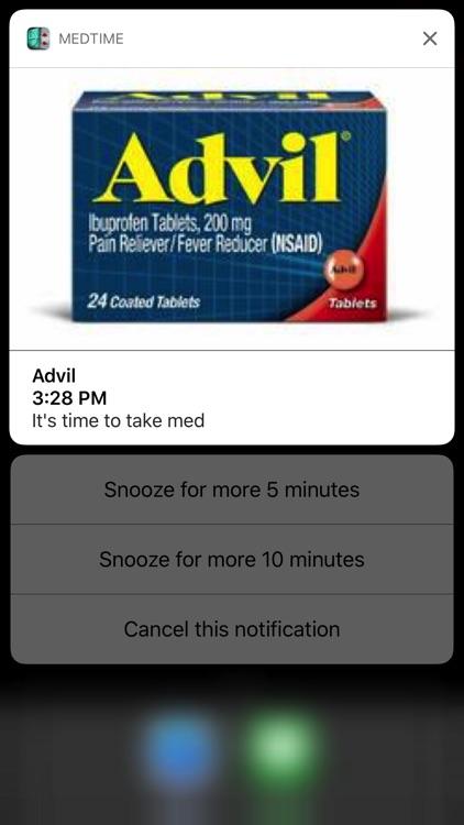 Med Time Lite screenshot-3