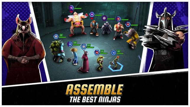 Ninja Turtles Legends On The App Store