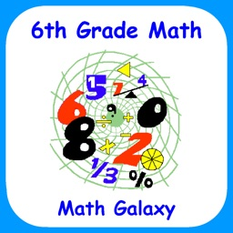 6th Grade Math - Math Galaxy