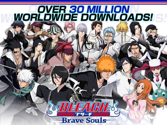 BLEACH Brave Souls на iPad