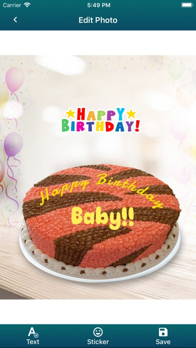 Name On Birthday Cake Photo App For Windows Pc Download For Free On
