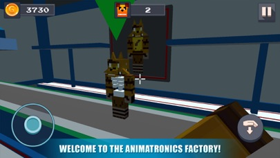 Nights at Jumpscare Factory 3D screenshot one