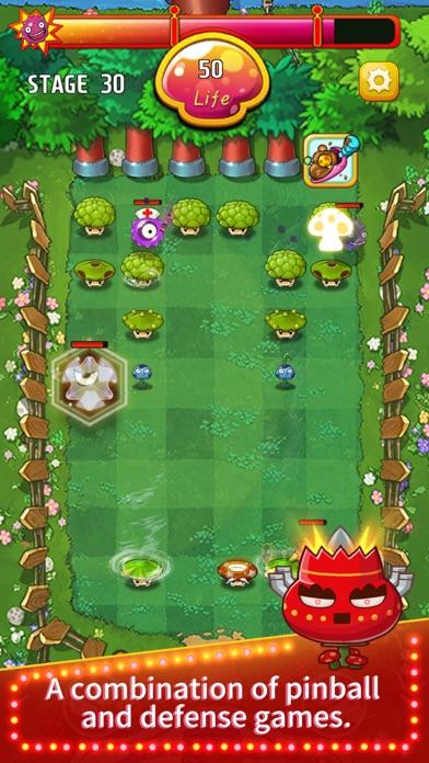 Super Mushroom VS Bacteria screenshot 2