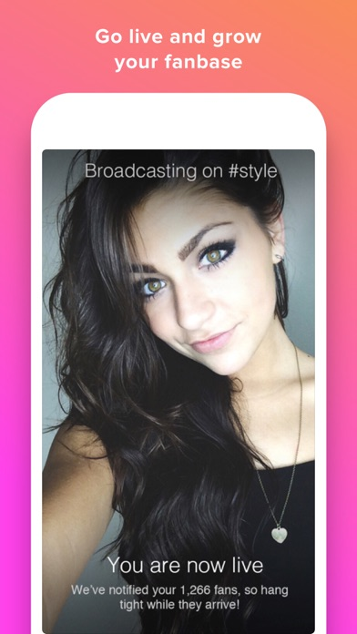 YouNow: Live Stream Video Chat Screenshot