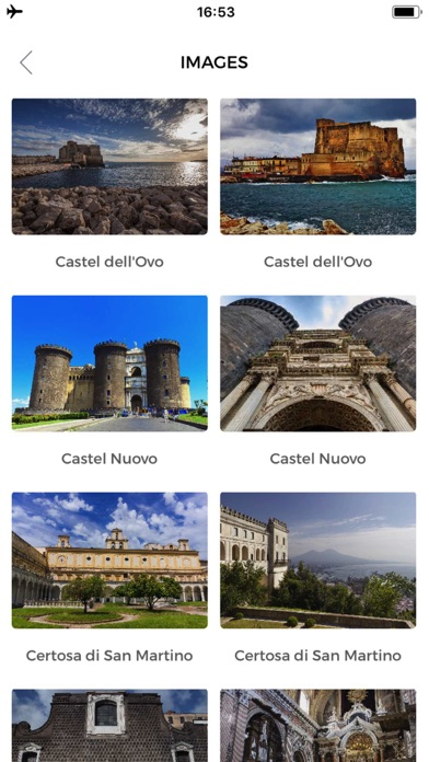 Naples Travel Guide Offline screenshot four