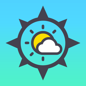 OutCast - Weather and NOAA Marine Forecasts app