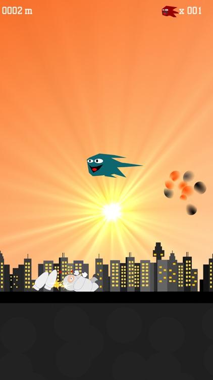 Jetpack Hero - bang bang & fly screenshot-3