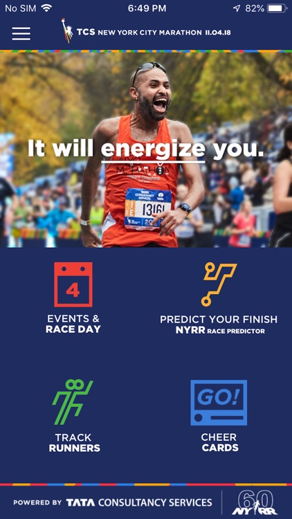 TCS NYC Marathon (Non-US)