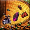 Well Of Death Racing stunts 3D