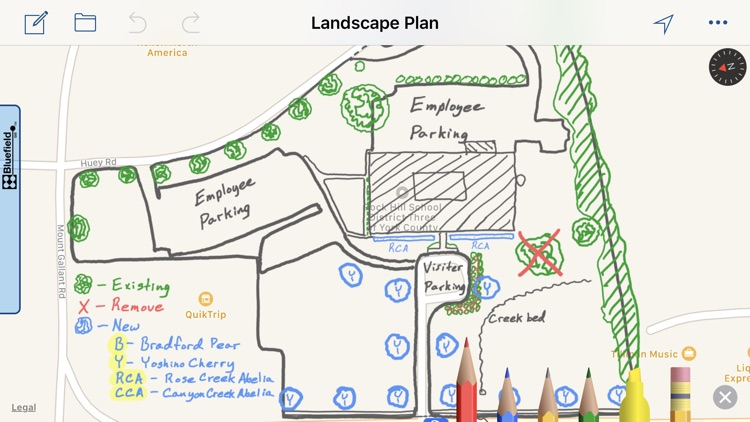 Draw Maps: Map Notes screenshot-1