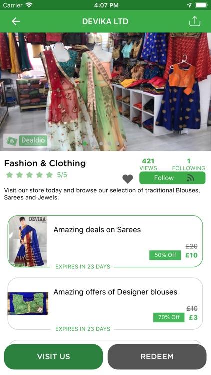 Dealdio - Deals and Discounts screenshot-4