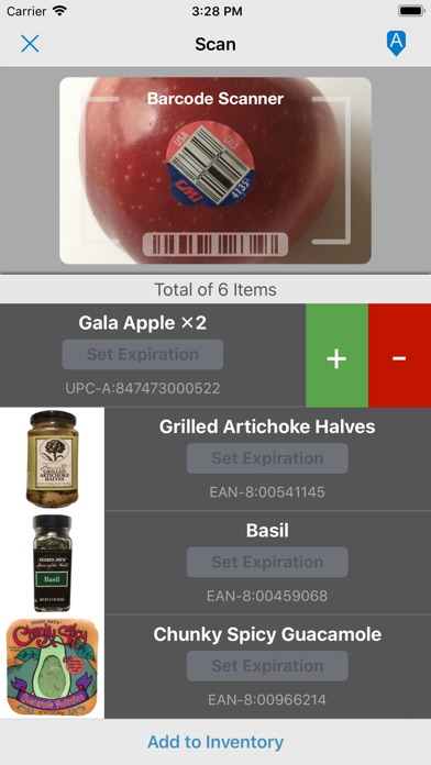 download Pantry Check - Grocery List