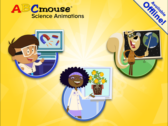 ABCmouse Science Animations | App Price Drops