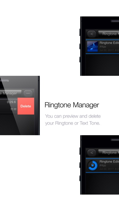 Screenshot #4 for Ringtone Editor Lite