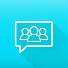 Group SMS Personalized texting icon