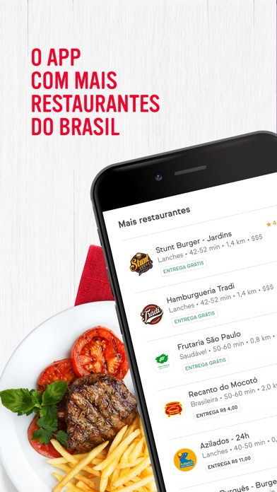 Baixar iFood - Delivery de Comida para Android