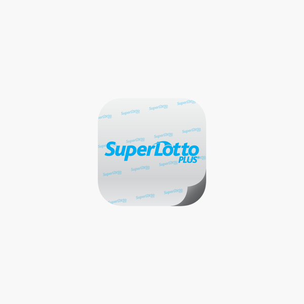 SuperLotto Plus Results on the App Store
