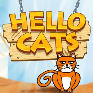 Hello Cats! - Games app