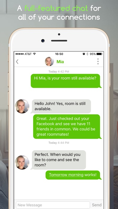 Roomster : Roommates & Rooms app image