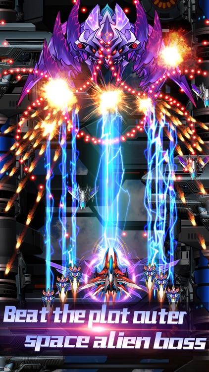 Thunder Assault: Galaga Attack