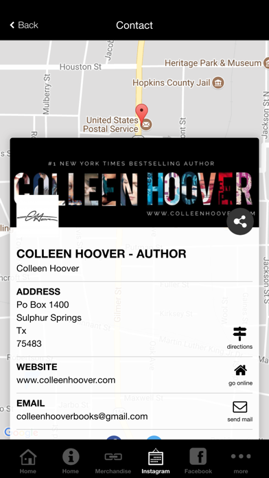 Colleen Hoover - AuthorScreenshot of 5