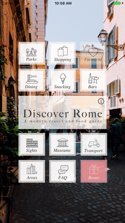 Discover Rome screenshot-0