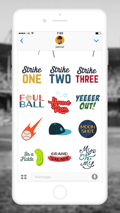 Batter Up Stickers screenshot-3